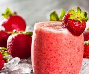 smoothie-morango