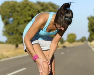 lesões na corrida